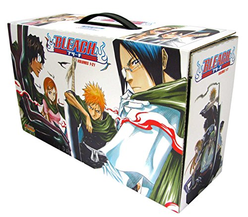 Bleach Box Set (Vol. 1-21): Tite Kubo