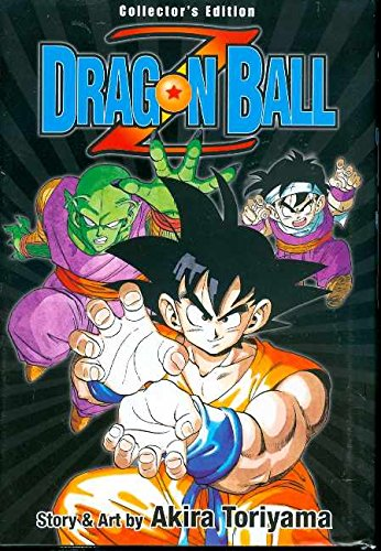 9781421526119: Dragon Ball Z , Vol. 1 (Collector's Edition)
