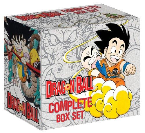 9781421526140: DRAGONBALL COMPLETE SERIES 16 VOLS BOX SET