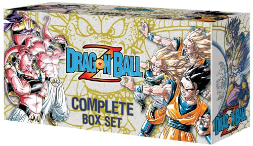 9781421526157: Dragon Ball Z Comp Box Set 26v