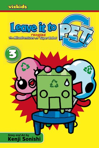 9781421526515: Leave It to Pet!, Vol. 3
