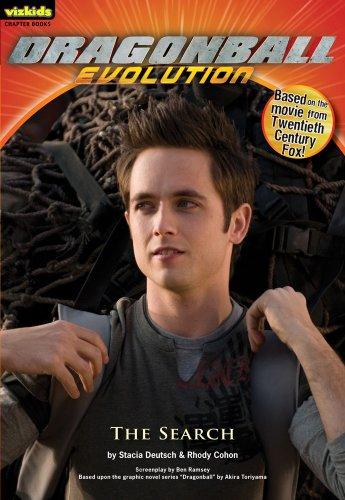 9781421526621: Dragonball The Movie Chapter Book, Vol. 2: The Search (Dragonball Evolution)