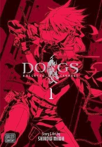Dogs: Bullets & Carnage, Volume 1: Shirow Miwa
