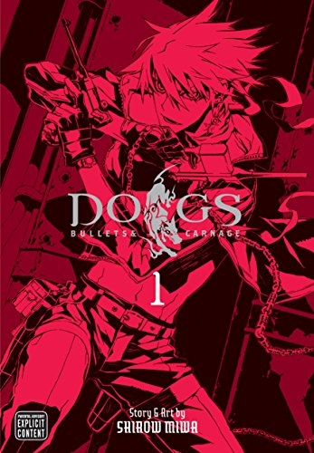 9781421527031: Dogs: Bullets & Carnage, Volume 1