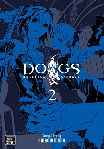9781421527048: DOGS GN VOL 02 (MR) (C: 1-0-1)