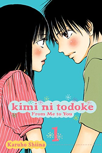 9781421527550: Kimi Ni Todoke: From Me to You, Volume 1 [With Sticker(s)]