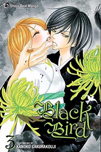 9781421527666: Black Bird, Vol. 3