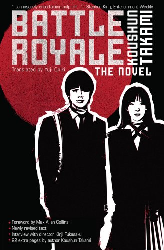 Battle Royale The Novel