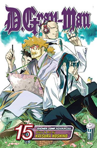 9781421527741: D. Gray-Man, Vol. 15
