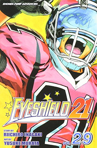 Eyeshield 21, Vol. 29: Inagaki, Riichiro