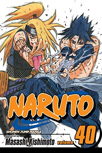 Naruto, Volume 40 (Naruto (Graphic Novels)) (v. 40)