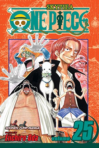 9781421528465: One Piece, Vol. 25