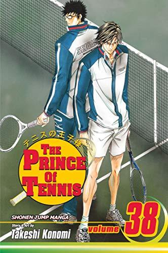The Prince of Tennis, Vol. 38: Takeshi Konomi