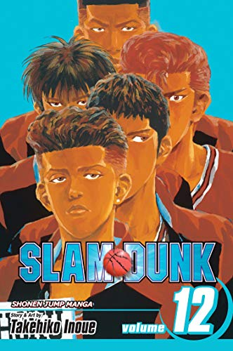 SLAM DUNK GN VOL 12 (Slam Dunk (Viz)): Takehiko Inoue