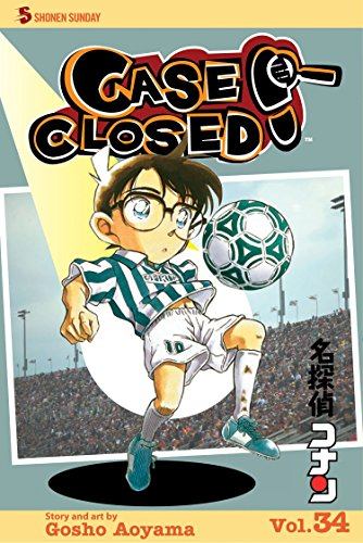9781421528854: Case Closed, Vol. 34
