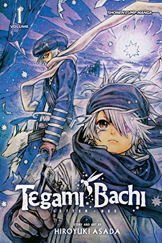 9781421529134: Tegami Bachi, Letter Bee, Vol. 1: Letter and Letter Bee