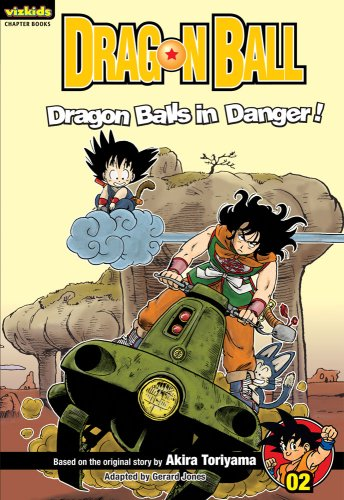 9781421529462: Dragon Balls in Danger! (Dragon Ball Chapter Books)