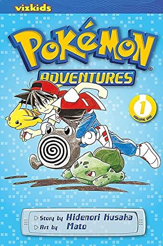 Pokémon Adventures, Vol. 1 (2nd Edition) (Pokemon): Hidenori Kusaka; Mato