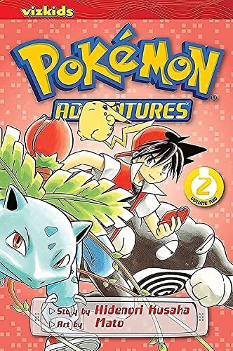 Pok?mon Adventures, Vol. 2 (2nd Edition): Hidenori Kusaka; Illustrator-Mato