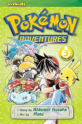 Pok?mon Adventures, Vol. 3 (2nd Edition): Hidenori Kusaka; Illustrator-Mato