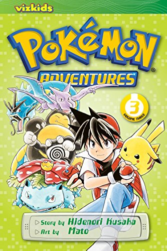 9781421530567: Pokémon Adventures, Vol. 3 (2nd Edition)