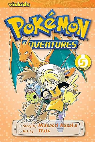Pok?mon Adventures, Vol. 5 (2nd Edition): Hidenori Kusaka; Illustrator-Mato