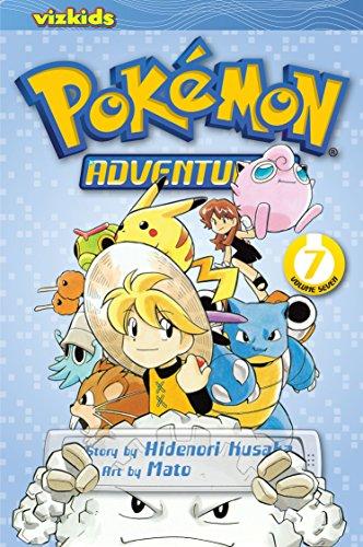 Pok?mon Adventures, Vol. 7 (2nd Edition): Hidenori Kusaka; Illustrator-Mato