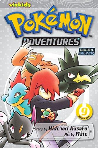 Pokémon Adventures, Vol. 9: Hidenori Kusaka; Mato