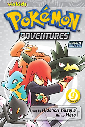 Pokemon Adventures 9781421530628 All your favorite Pokémon game characters jump out of the screen into the pages of this action-packed manga! All your favorite Pokémon game characters jump out of the screen into the pages of this action-packed manga! The adventure, starring Gold and his rival Silver, continues! Gold is still trying to track down Silver when he uncovers a far bigger threat. Can these two Trainers put aside their differences to fight a common enemy? Keep an eye on Team Rocket, Gold and Silver...Will they be the toughest opponents yet?