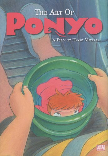9781421530642: The Art of Ponyo (PONYO ON THE CLIFF)