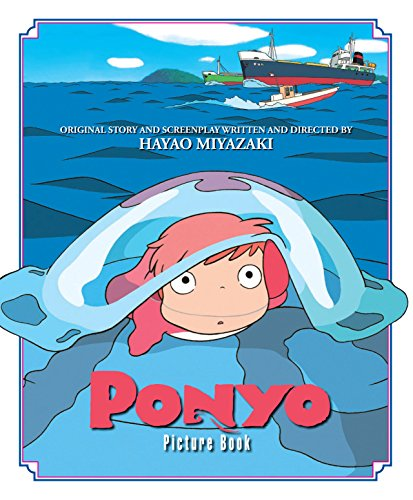 9781421530659: Ponyo Picture Book (PONYO ON THE CLIFF)