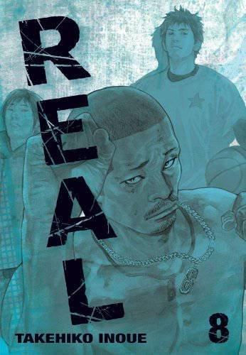 9781421530710: Real, Vol. 8