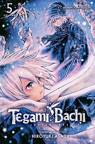 9781421531809: Tegami Bachi, Vol. 5