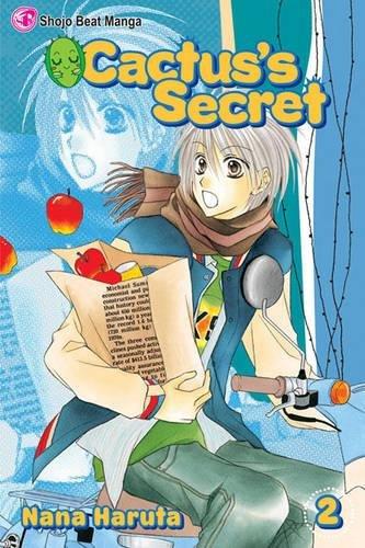 9781421531908: Cactus's Secret, Vol. 2