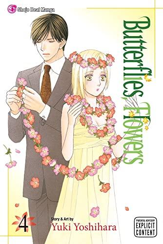 Butterflies, Flowers, Volume 4: Yoshihara, Yuki