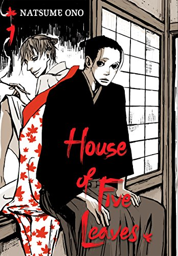 9781421532103: House of Five Leaves, Vol. 1