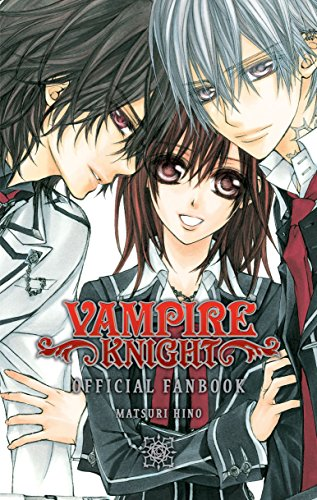 9781421532387: VAMPIRE KNIGHT OFFICIAL FANBOOK TP: 1