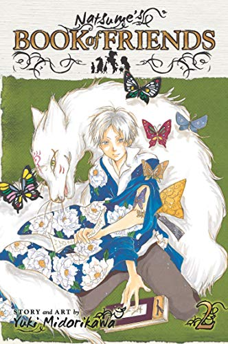 9781421532448: Natsume's Book of Friends Volume 2