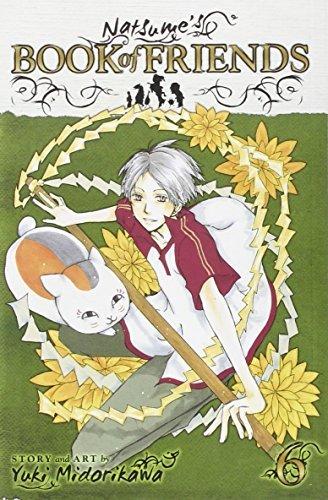 9781421532486: Natsume's Book of Friends, Vol. 6