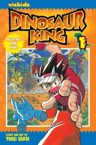 9781421532530: Dinosaur King, Vol. 1