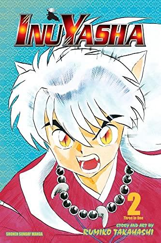 Inu Yasha Volume 2 Vizbig Edition