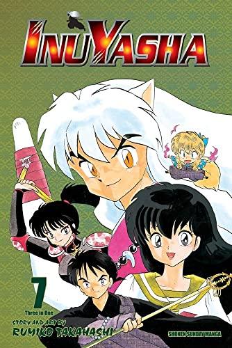 9781421532868: Inuyasha, Vol. 7 (VIZBIG Edition)