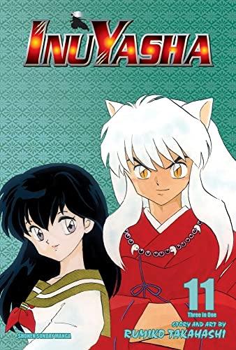 9781421532905: Inuyasha, Vol. 11 (VIZBIG Edition)