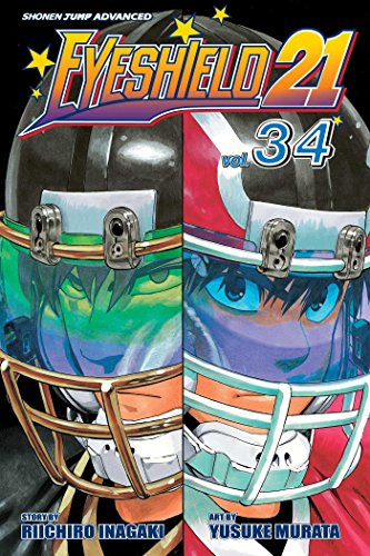 Eyeshield 21, Vol. 34 (Eyeshield 21 (Graphic Novels))