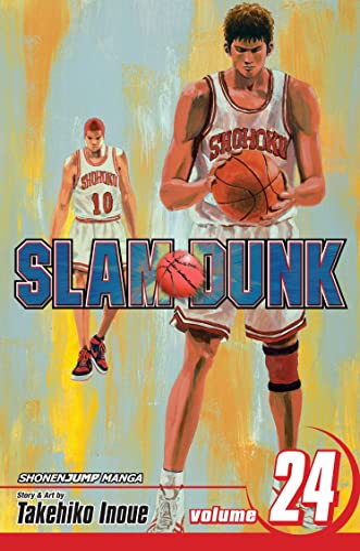 9781421533315: Slam Dunk, Vol. 24