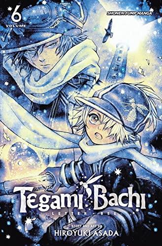 9781421533391: Tegami Bachi Volume 6