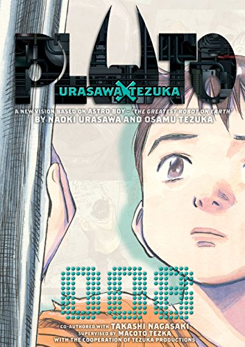 9781421533438: Pluto Urasawa X Tezuka 8