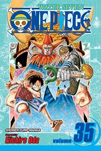 9781421534510: One Piece Volume 35: Captain