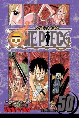 9781421534664: One Piece Volume 50