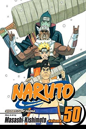 9781421534978: Naruto, Vol. 50: Water Prison Death Match